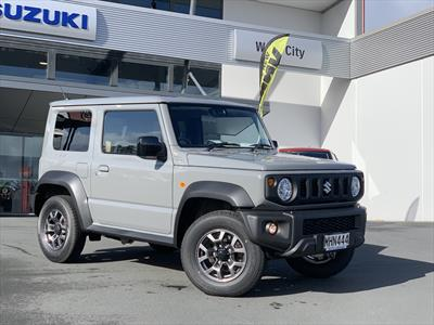 New Used Suzuki Jimnys For Sale In New Zealand Autotrader