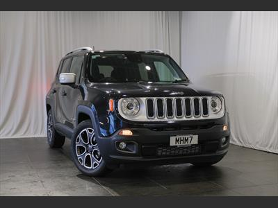 New Used Jeep Renegades For Sale In New Zealand Autotrader