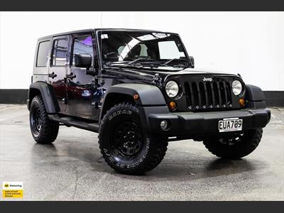 New Used Jeep Wranglers For Sale In New Zealand Autotrader