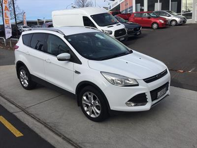 New Used Ford Kugas For Sale In New Zealand Autotrader