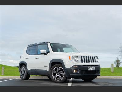 New Used 2017 Jeep Renegades For Sale In New Zealand Autotrader